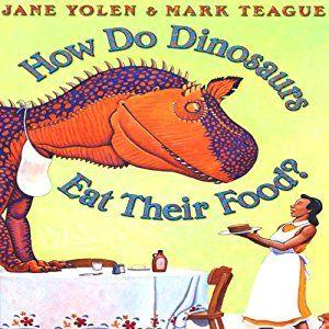 How Do Dinosaurs Eat Their Food Amazon