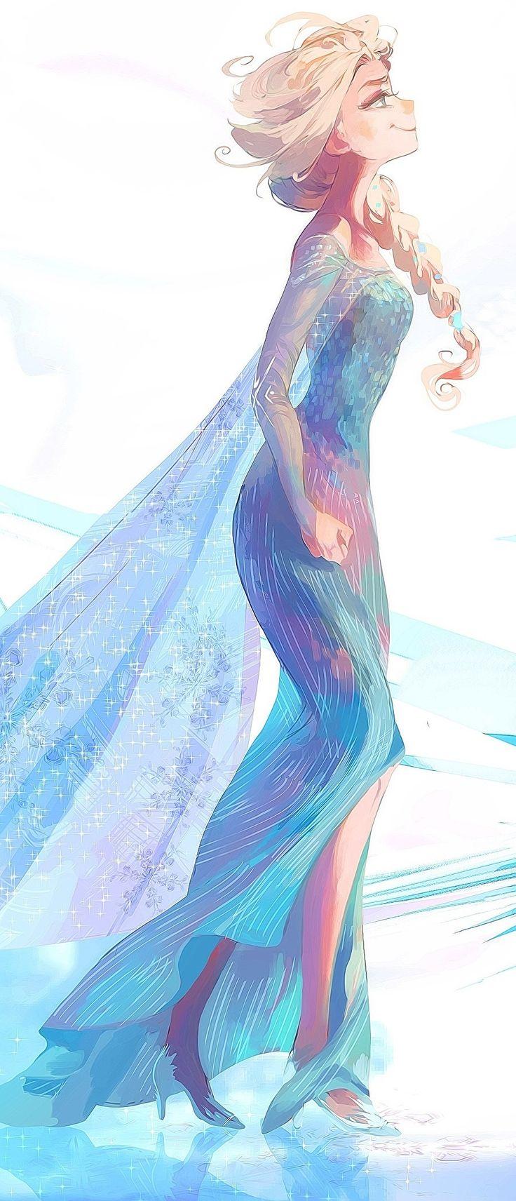 Let the storm rage on! #Elsa