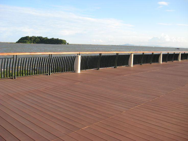 unique flooring materials for balconies France,Perpignan