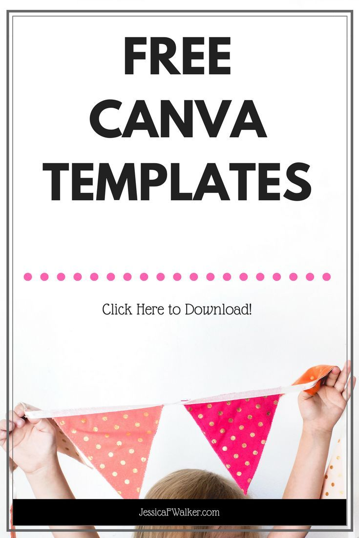 Download six beautifully designed canva templates for facebook, pinterest, and instagram for free. #socialmediamarketing #pinterestmarketing #instagram