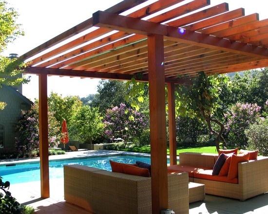 modern pergola design page 3 garden pinterest. Black Bedroom Furniture Sets. Home Design Ideas
