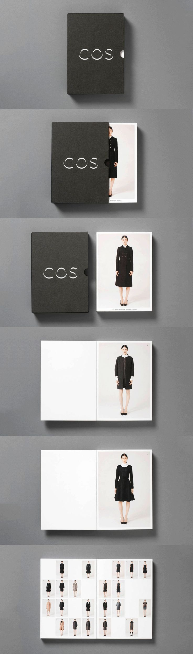 COS lookbook by Wednesday London