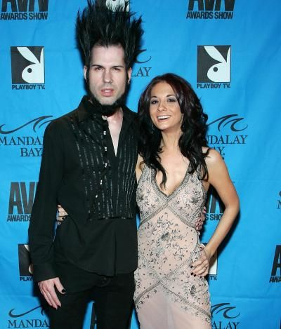 Tera Wray, pictured with late husband Wayne Static, died from an apparent suicide on Thursday, according to a report.