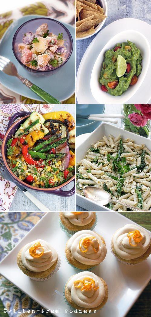 Gluten-Free Picnic Recipes | Gluten-Free Goddess® | Bloglovin'