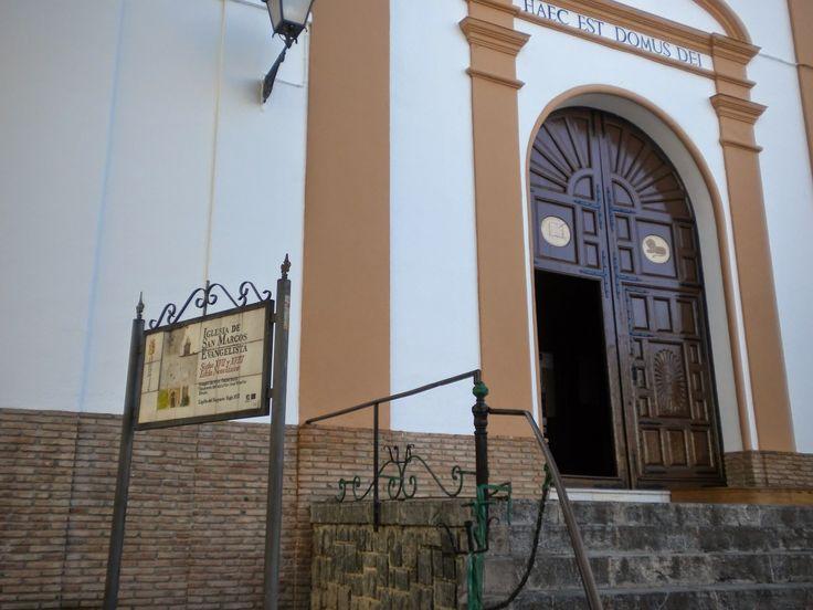 Iglesia Parroquial de San Marcos (Cuevas de San Marcos, Málaga)