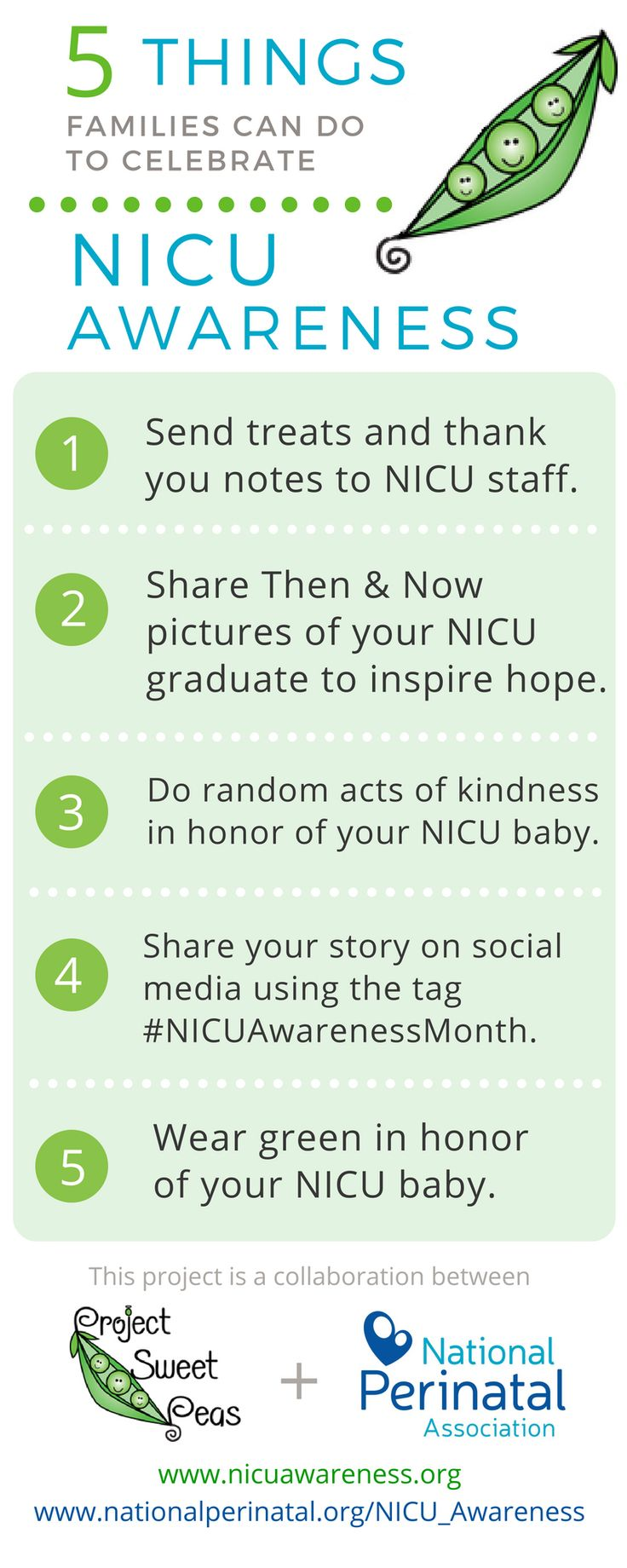 Celebrate Neonatal Care Awareness Month each September