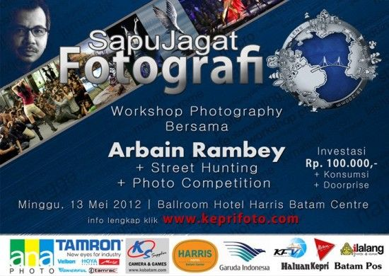Workshop photography