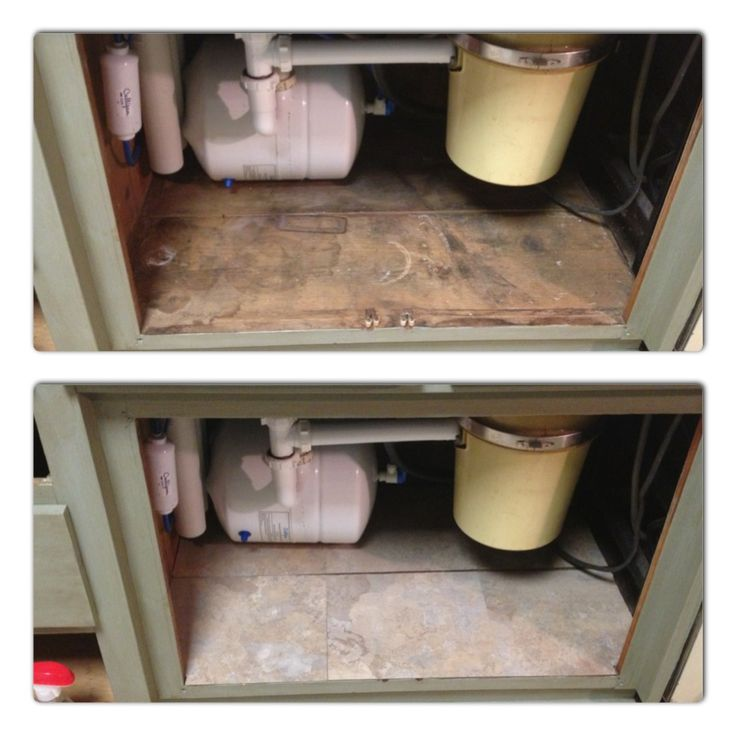 17 of 2017 39 s best sticky tile ideas on pinterest inside - How to repair water damaged kitchen cabinets ...