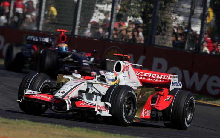 P20: Adrian Sutil (GER) - Force India-Ferrari VJM01 - 0 Points #motorsport #racing #f1 #formel1 #formula1 #formulaone #motor #sport #passion