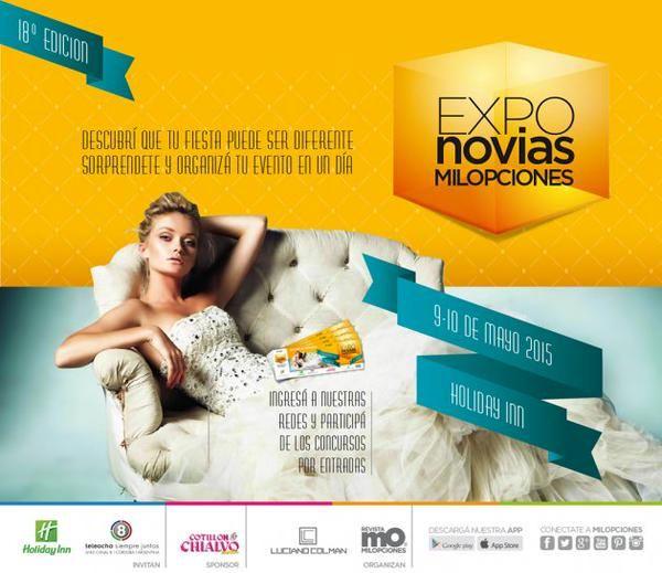 Batucada Alma Carioca presente en la 18a Exponovias de Revista Mil Opciones