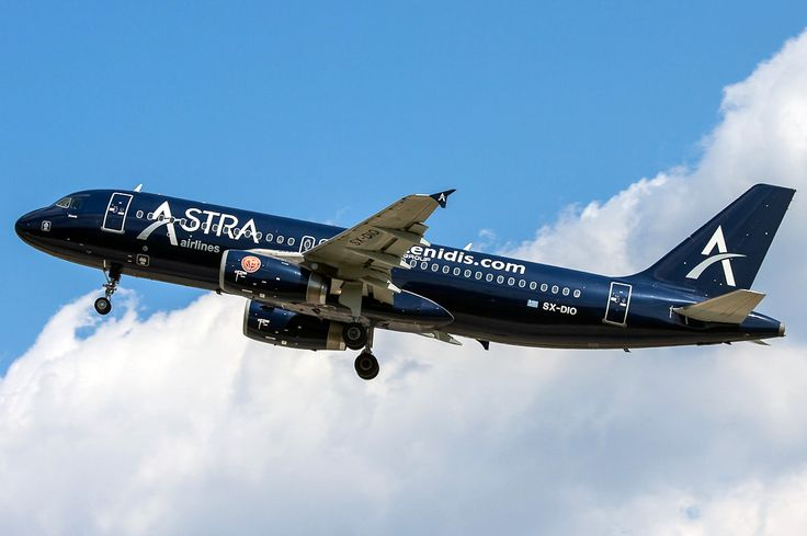 Astra Airlines Airbus A320-232 SX-DIO