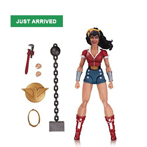 Buy DC Bombshells Wonder Woman Action Figurefor R839.00