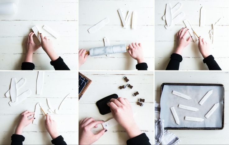 92 best diy project ideas images on pinterest bricolage christmas diy plant stakes solutioingenieria Images