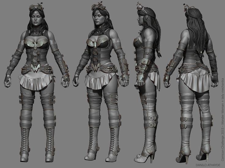 Lady morrigan is modeling her fetish ballet boots - 1 5