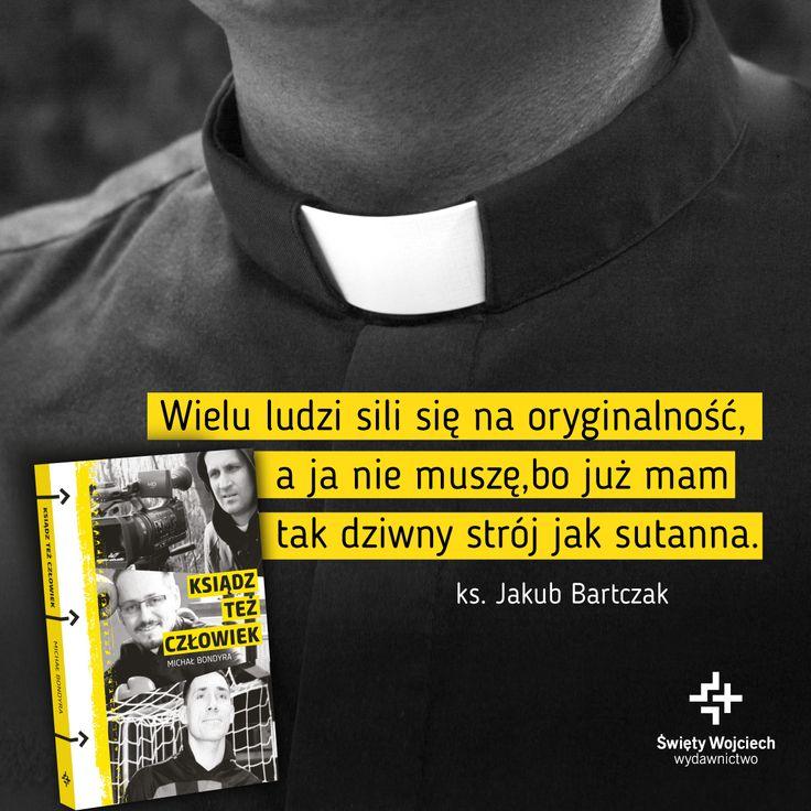 Ksiądz też człowiek - Michał Bondyra