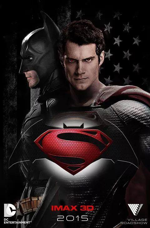 Batman vs Superman 2015