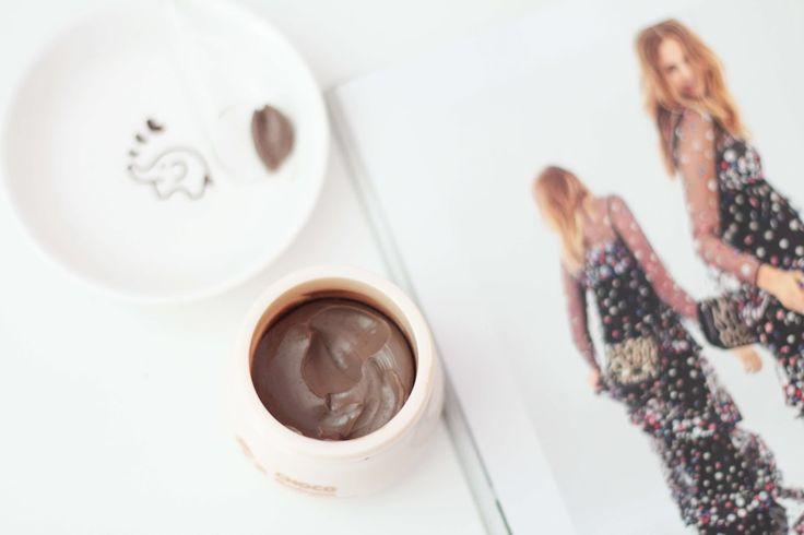 Beauty Review: TonyMoly Choco Mushroom Cream Pore Pack | little miss fii