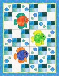 Fish: Joannes Designs Week50