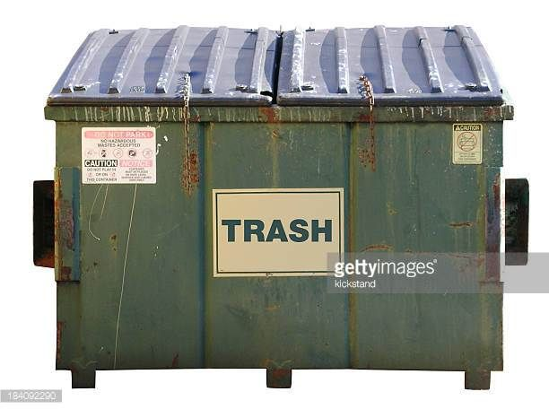 Image result for Cartoon construction trash dumpster