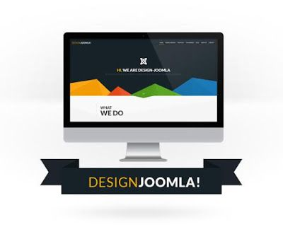 Check new, redesigned #website from Design-Joomla: professional programming #company. #Joomla