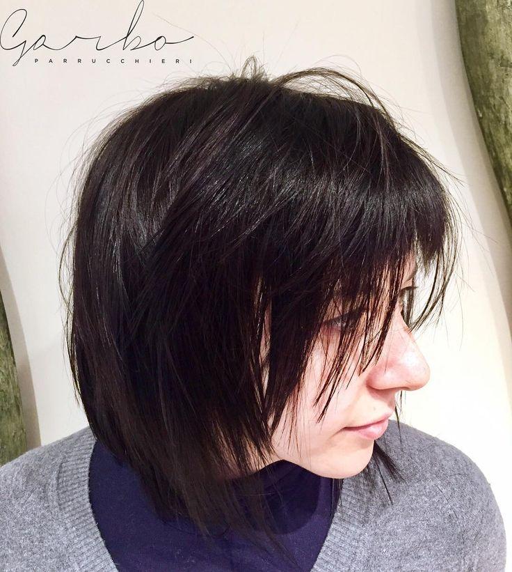 Ecco Samanta con un nuovo stile ! Un taglio sartoriale studiato su di lei con un insieme di tecniche accademiche londinesi ! --- #garboparrucchieri #tagliosartoriale #taglio #lungo #capelli #tagliolungo #capellilunghi #nuovotaglio #nuovo #moda #tendenza #forbici #instahair #gropellocairoli #garlasco #vigevano #pavia #milano