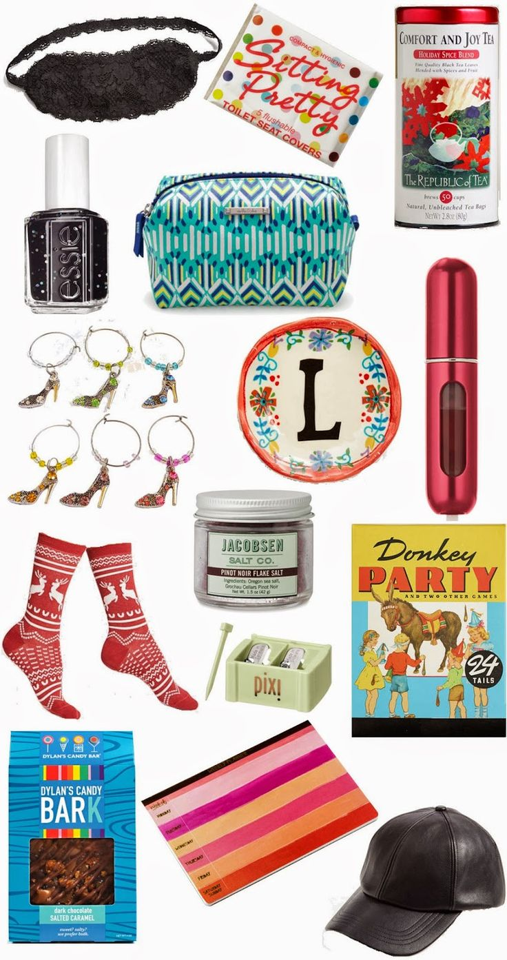 1000 Ideas About Stocking Stuffers For Her On Pinterest