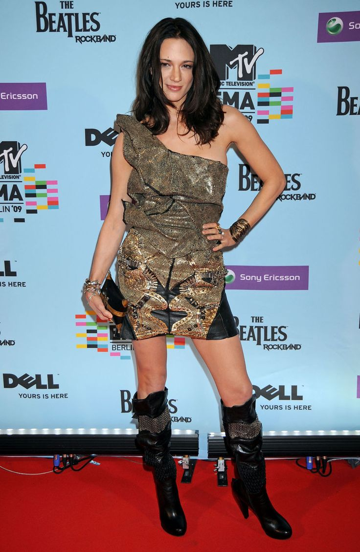 Asia Argento, actress and singer