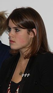 Principessa Eugenia di  York figlia minore di Andrea