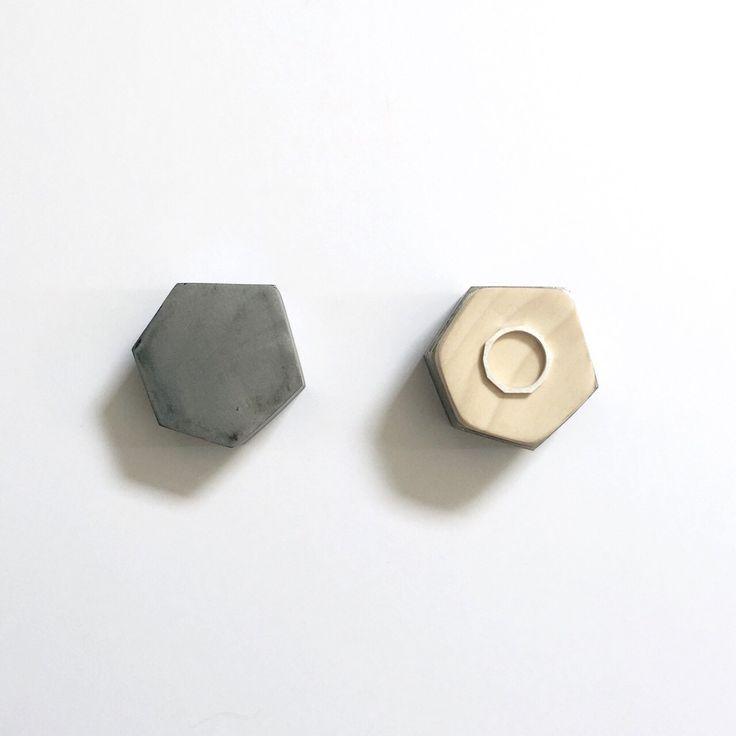 Iron Ring case 金属 箱 指輪 ケース