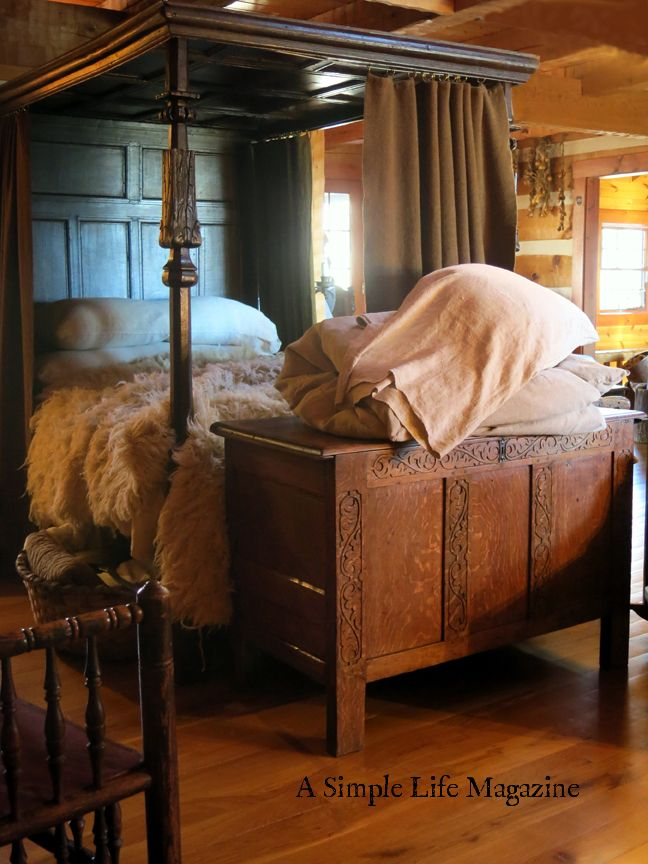 Home Of Chuck Marion Atten Cozy Master Bedroom Dreamy Bedrooms Primitive Bedroom