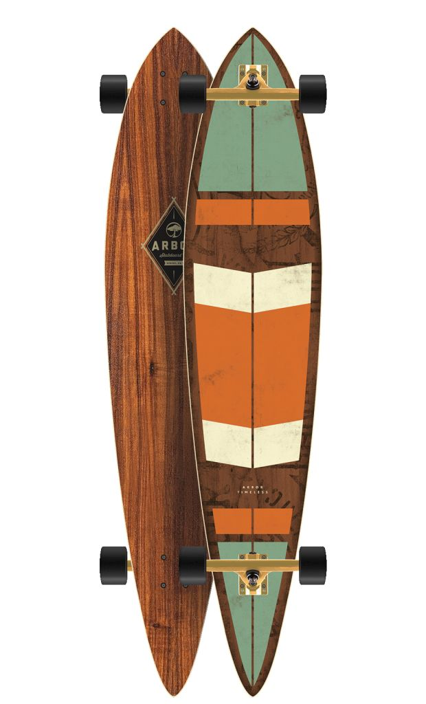 Long board skateboard, want one want to cruise...Skateboards | Arbor Collective