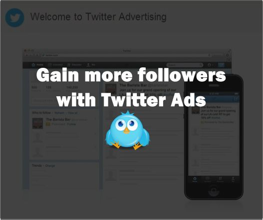 Attract new followers with #Twitter #Advertising | Social Media, Software, Web on End of Line Magazine