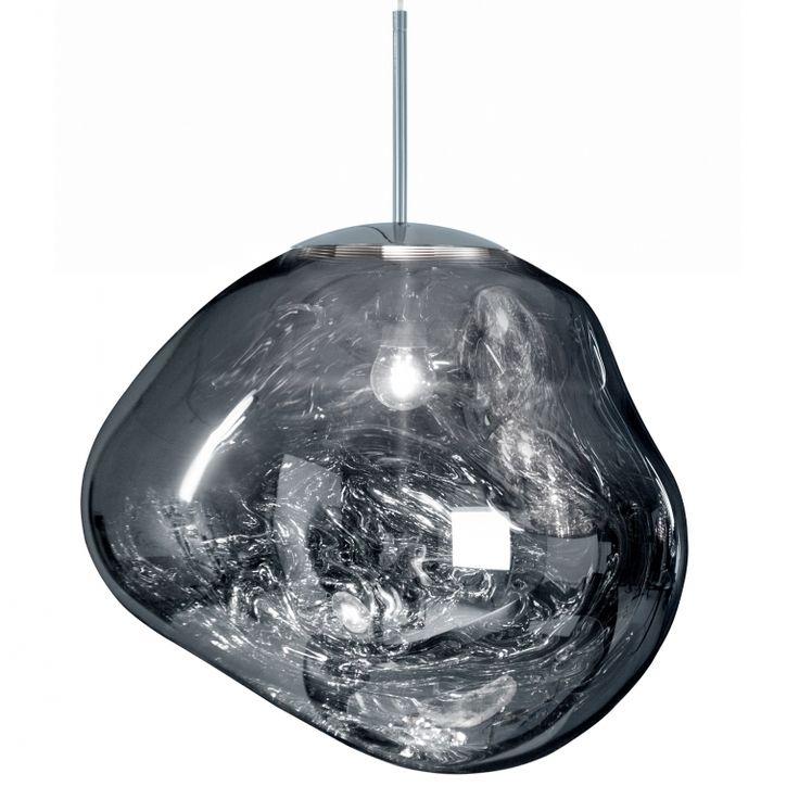 Tom Dixon Melt Pendelleuchte Chrom zu kaufen bei http://www.flinders.de/tom-dixon/