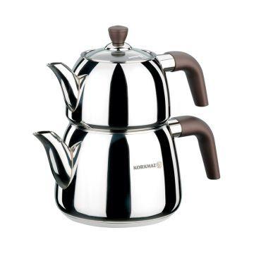 Korkmaz A085 Mora Çaydanlık Takımı