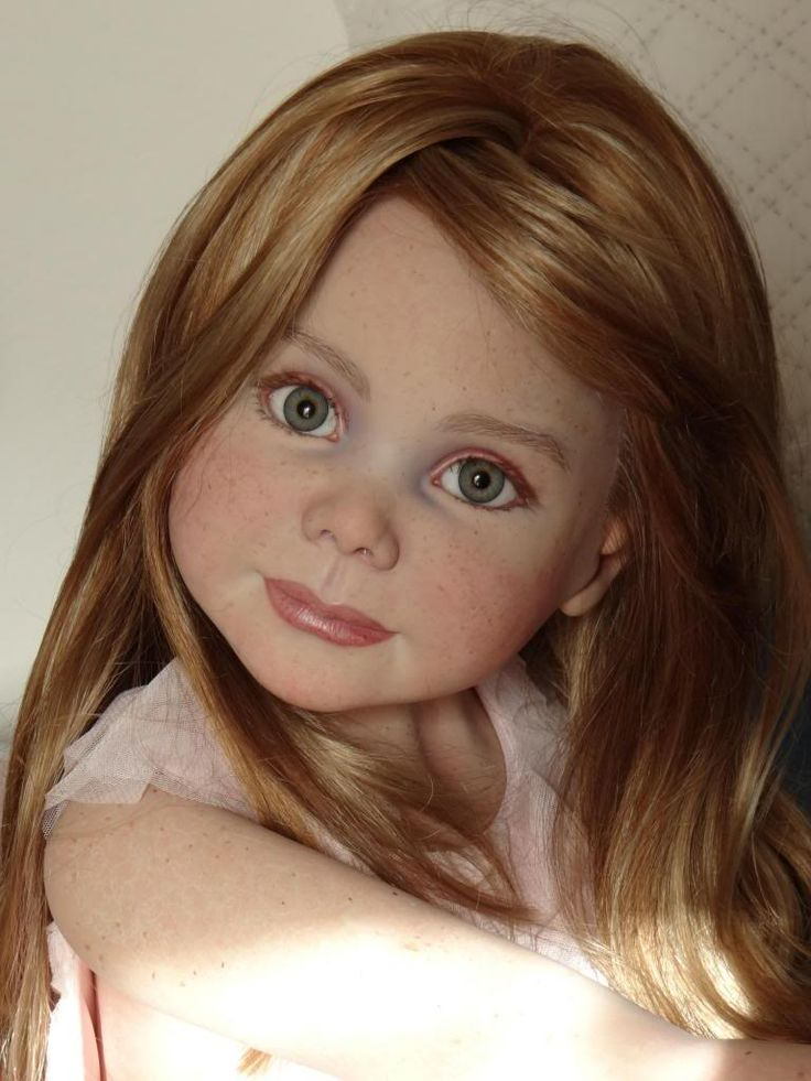 "Diana Katherine  Reborn by Ruth Aguilar,  Le Ruban Rose Nursery  Gerlinde Feser sculpt  kit  46"" ball jointed full vinyl body."