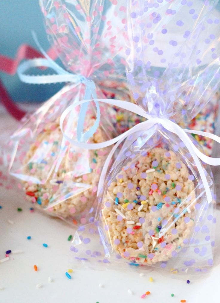 Cake Mix Rice Crispy Treat Easter Eggs Recipe Easter