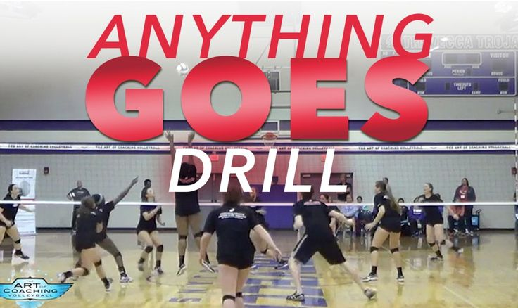 First Ball Score Drill With Brandon Rosenthal The Art Of Coaching Volleyball Coaching Volleyball Volleyball Workouts Volleyball Practice