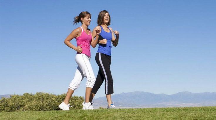 ماذا يحدث لجسمك من ممارسة رياضة المشي؟! ...