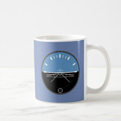 #Pilots Attitude Indicator Mug - #drinkware #cool #special