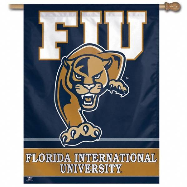 FIU - Florida International University Golden Panthers - large side banner: Golden Panthers, Fiu Football, Panther Pride, Alma Mater, Large Side, Florida International, Nicole Loves Beautiful Things