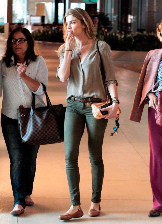 11 LOOKS DA GRAZI MASSAFERA POR AÍ - Fashionismo