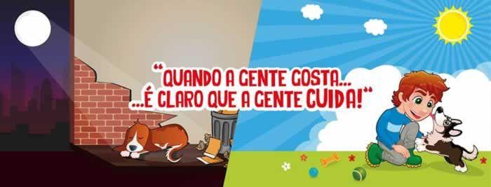 GUARDA RESPONSÁVEL DE ANIMAIS - O Conselho Regional de Medicina Veterinária do Estado de São Paulo criou uma campanha para conscientizar a população a respeito da guarda responsável de animais domésticos e as consequências do abandono de cães e gatos.