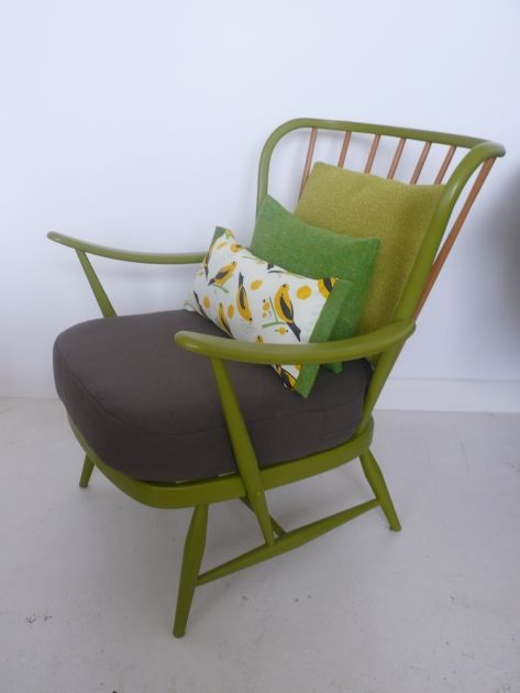 ercol chair by firefly house