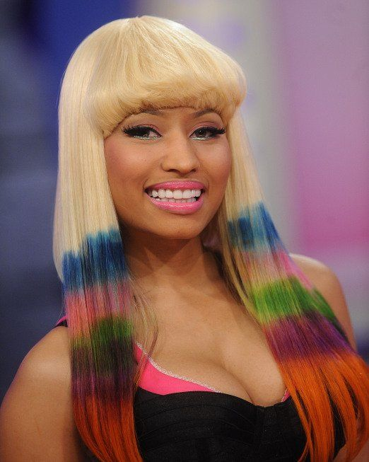 Nicki Minaj in American Idol: The Search for a Superstar (2002)