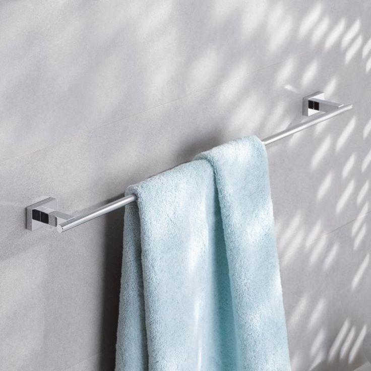 Die besten 25+ Handtuchhalter chrom Ideen auf Pinterest - badezimmer accessoires günstig