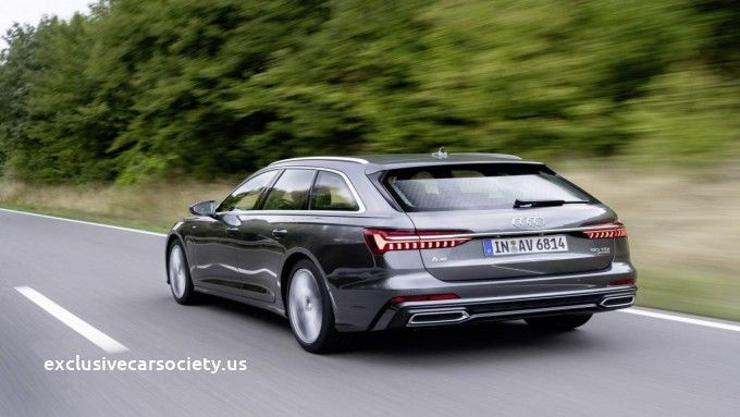 2019 New Audi A6 Allroad Price Specs And Release Date Audi A6 Allroad Audi A6 Audi