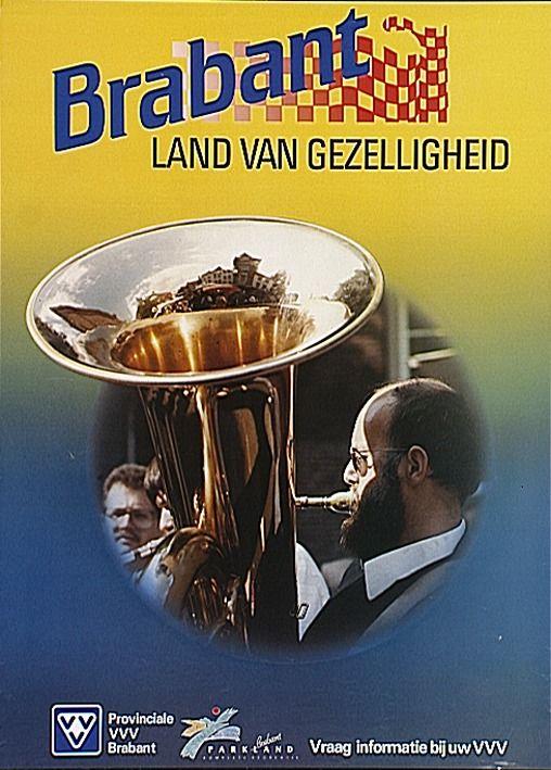 Provinciale VVV Brabant promoot Brabant als Land van Gezelligheid