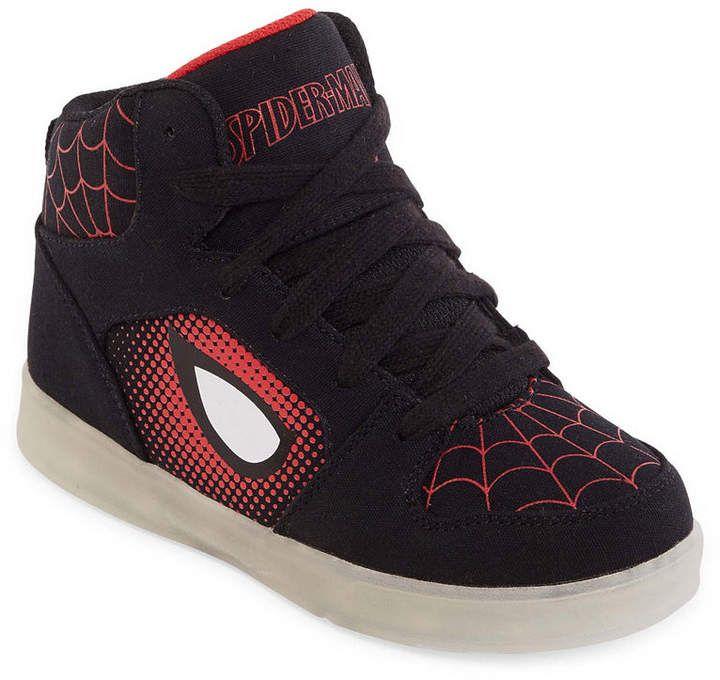 Marvel Spiderman Light-Up Boys Sneakers