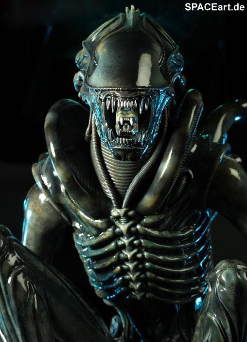 Alien 2: Alien Warrior Maquette, Fertig-Modell ... http://spaceart.de/produkte/al018.php