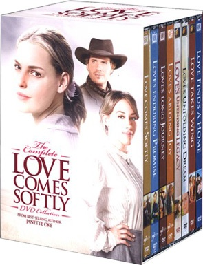 The Complete Love Comes Softly DVD Collection | Enjoy Janette Oke's saga of the Davis family as they find love and build strong families on the American Prairies. | $58.92 at ChristianCinema.com